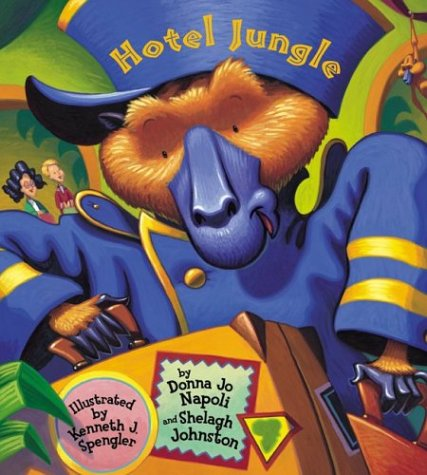 9781593360023: Hotel Jungle