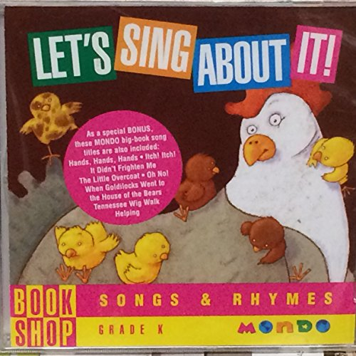 9781593361785: Let's Sing About it! Songs and Rhymes, Grade K (Book Shop Songs & Rhymes)