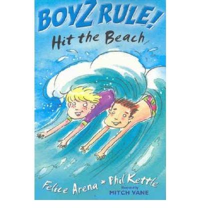 Hit The Beach (Boyz Rule!): Arena, Felice; Kettle,