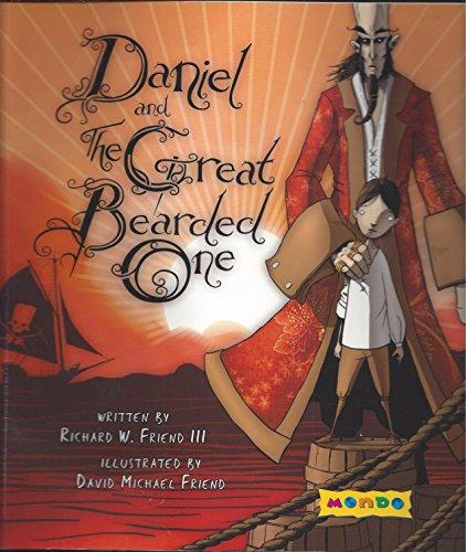 Daniel and the Great Bearded One, Graphic Novel: Richard Friend III