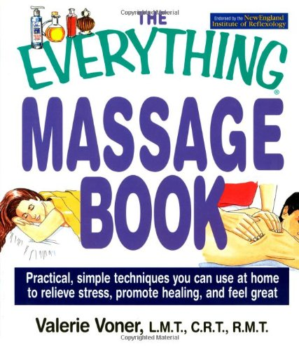9781593370718: Everything Massage Book (Everything Series)