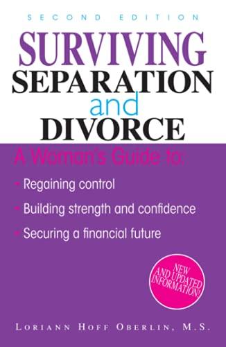 9781593372767: Surviving Separation And Divorce