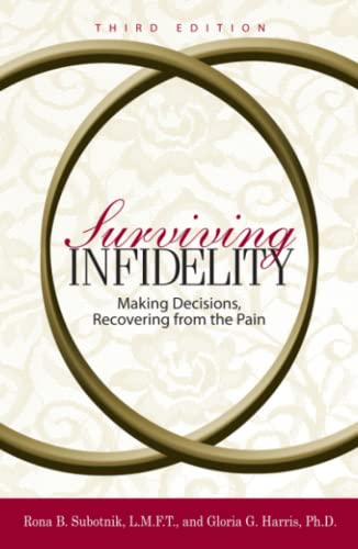 9781593374808: Surviving Infidelity: Making Decisions, Recovering from the Pain, 3rd Edition