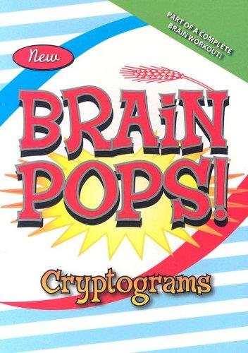 Brain Pops-Cryptograms: Adams Media Corporation