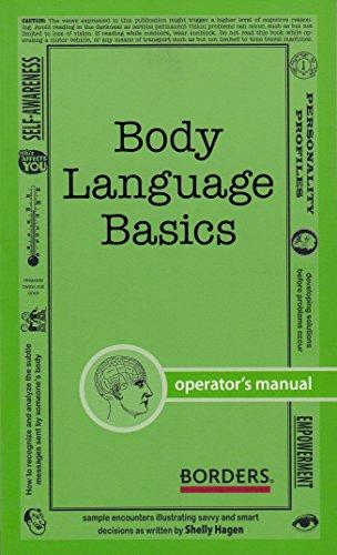 9781593375690: Body Language Basics: Operator's Manual