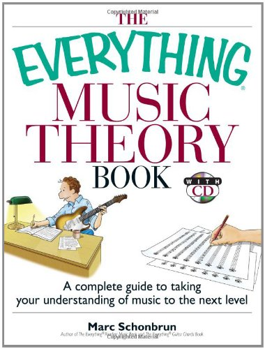 9781593376529: The Everything Music Theory Book: A Complete Guide to Taking Your Understanding of Music to the Next Level