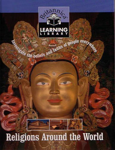 9781593390389: Religions Around the World (Britannica Learning Library)