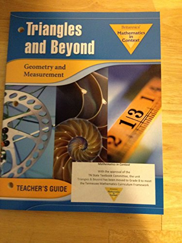 Triangles and Beyond Geometry and Measurement