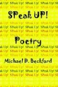 9781593440398: Speak Up! Poetry