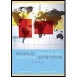 9781593453190: World Criminal Justice Systems: A Comparative Survey