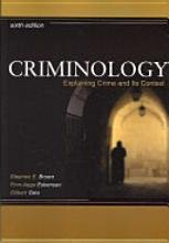 9781593454272: Criminology: Explaining Crime and Its Context