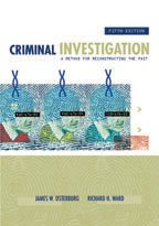 9781593454296: Criminal Investigation, Fifth Edition: A Method for Reconstructing the Past