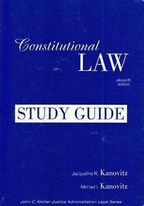 9781593455026: Constitutional Law, Eleventh Edition