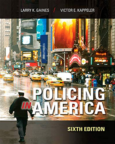 9781593455101: Policing In America