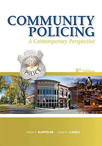 9781593455118: Community Policing: A Contemporary Perspective