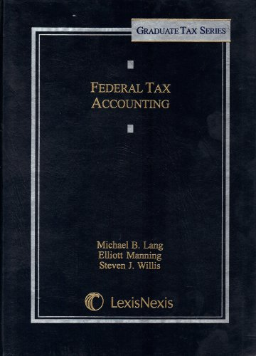9781593458850: Federal Tax Accounting