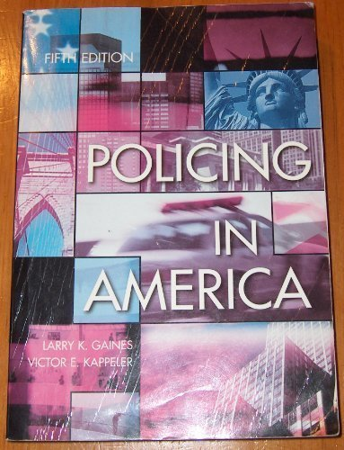 9781593459642: Policing In America