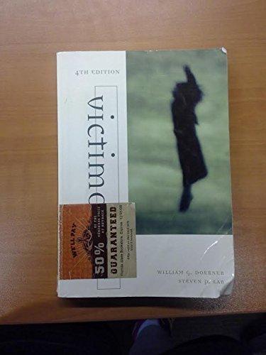 Victimology: Doerner, William G.,