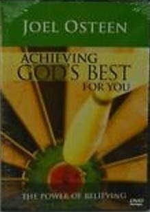 9781593495824: Joel Osteen: Achieving God's Best For You