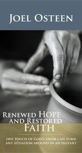 9781593496265: RENEWED HOPE AND RESTORED FAITH