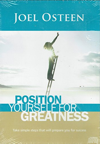 Position Yourself For Greatness (1593496419) by Joel Osteen