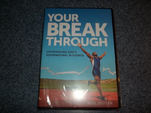 9781593497781: Your Breakthrough: Experiencing God's Supernatural Blessings