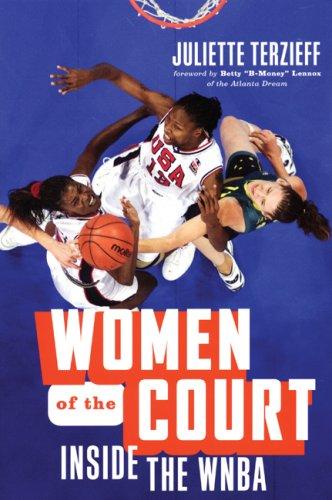 Women of the Court: Inside the WNBA: Juliette Terzieff