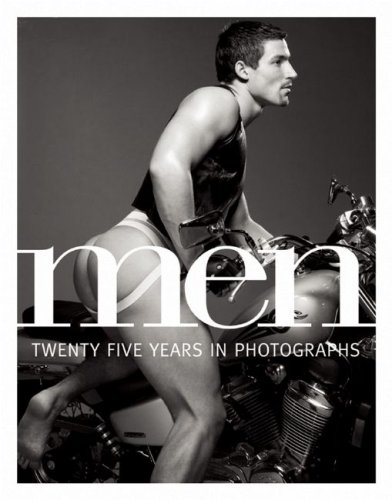 9781593501518: Men: Twenty-Five Years of Photography from Men Magazine