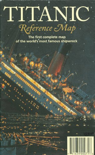 9781593530112: Titanic Reference Map, Second Edition