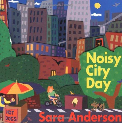 9781593540548: Noisy City Day: Handprint Books