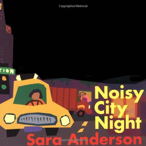 Noisy City Night: Handprint Books: Sara Anderson