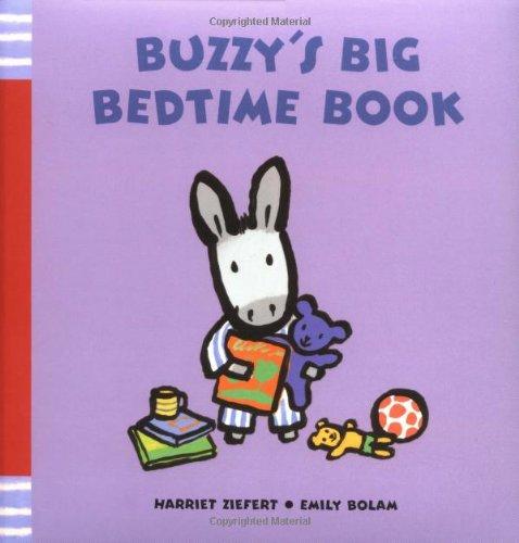 9781593540593: Buzzy's Big Bedtime Book