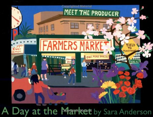 9781593541491: A Day at the Market