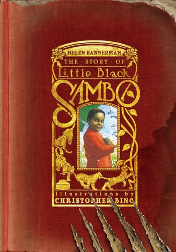 Story of Little Black Sambo (1593541996) by Helen Bannerman