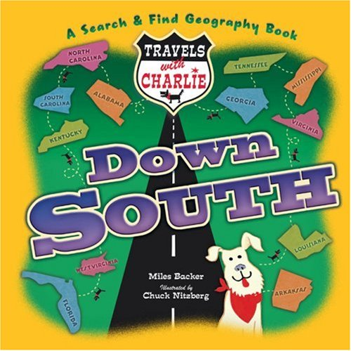 9781593545949: Travels with Charlie: Way Down South