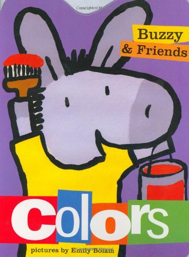 9781593546298: Buzzy and Friends: Colors (Buzzy & Friends)