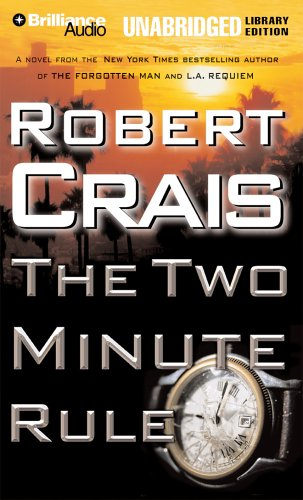 The Two Minute Rule (1593550340) by Crais, Robert