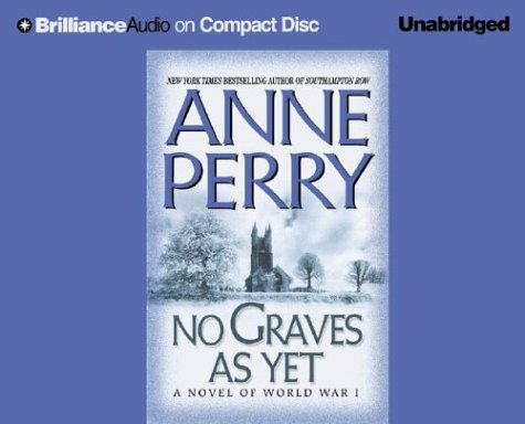 No Graves As Yet (Signed By Author) - 10 Compact Discs: Perry, Anne