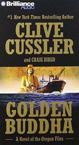 Golden Buddha (Oregon Files Series): Cussler, Clive; Dirgo, Craig