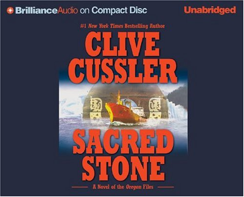 9781593552091: Sacred Stone (The Oregon Files)