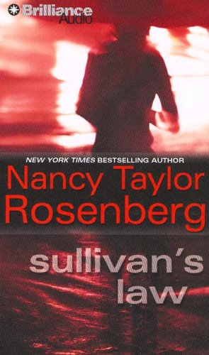 Sullivan's Law (Carolyn Sullivan Series) (159355348X) by Rosenberg, Nancy Taylor