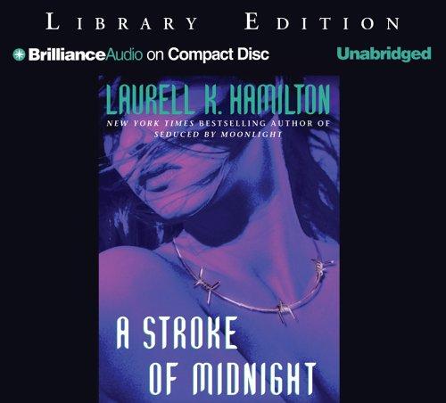 A Stroke of Midnight (Meredith Gentry, Book 4): Hamilton, Laurell K.