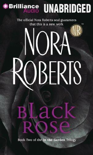 Black Rose (In the Garden Series): Roberts, Nora