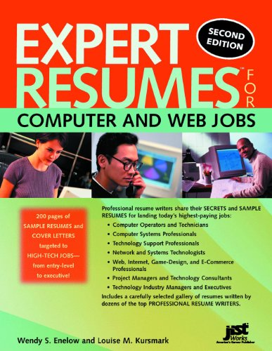 9781593571276: Expert Resumes For Computer And Web Jobs
