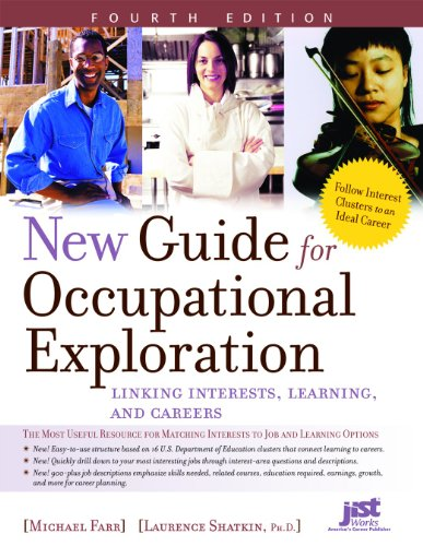 9781593571795: New Guide for Occupational Exploration: Linking Interests, Learning, And Careers