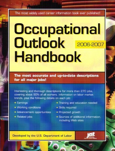 9781593572471: Occupational Outlook Handbook 2006-2007