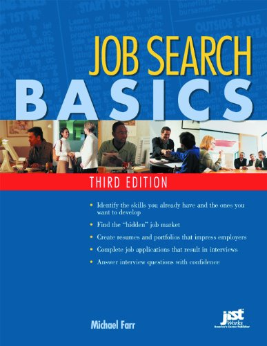9781593573133: Job Search Basics