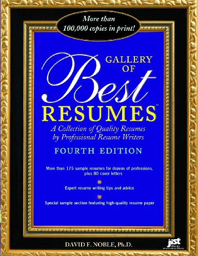 9781593573652: Gallery of Best Resumes: A Collection of Quality ...
