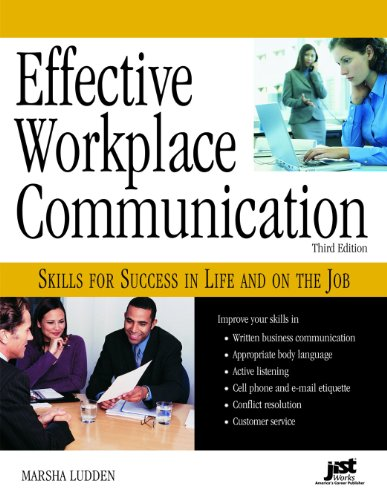 effective communication at workplace Effective communication in the workplace is essential for success communicating well involves learning how to both create and receive messages properly.