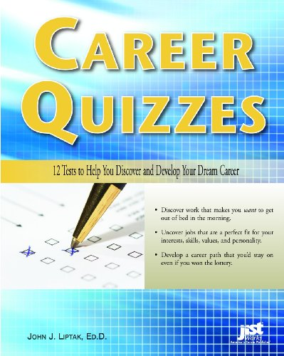 9781593574444: Career Quizzes: 12 Tests to Help You Discover and Develop Your Dream Career